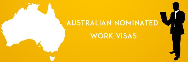 Work Permit for Australia