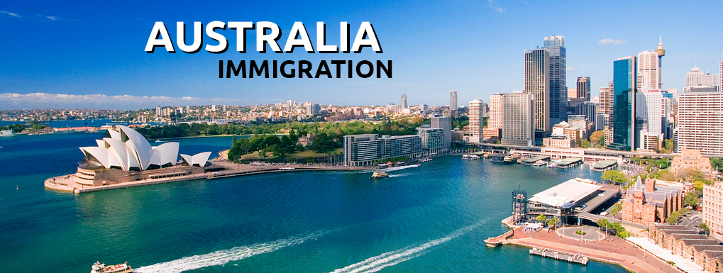 Immigration for Australia