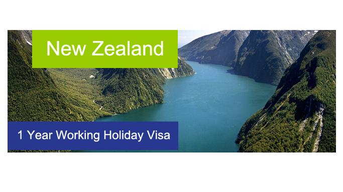 Work Permit for New Zealand