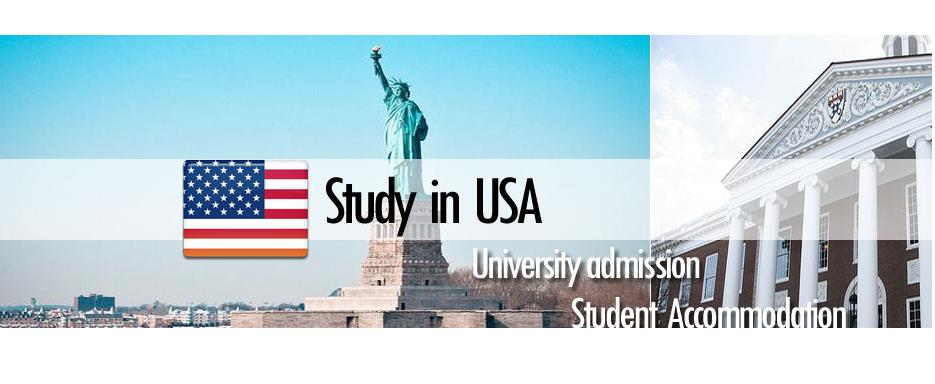 Study in USA