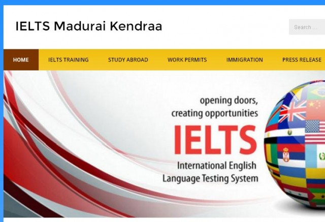 How to join best IELTS Training Centre in Madurai